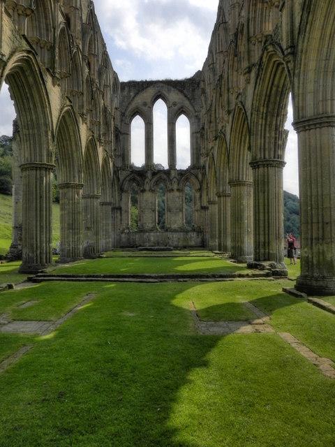 The Presbytery, Rievaulx Abbey