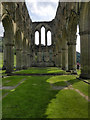 SE5785 : The Presbytery, Rievaulx Abbey by David Dixon