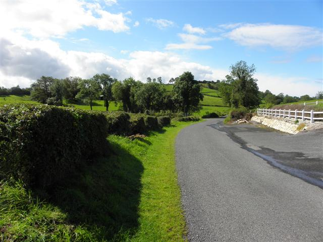 Road at Carrick West