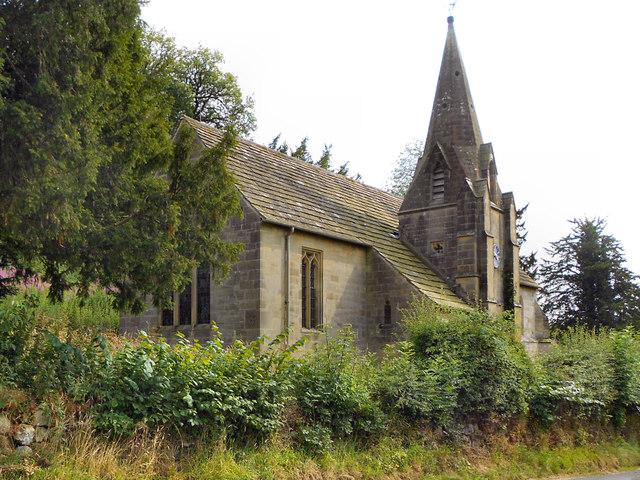 Church of St Mary the Virgin, Rievaulx