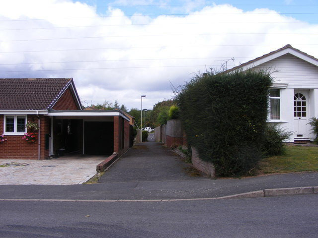 Alderdale Alley
