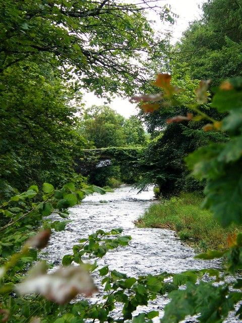 River Barle and  New Bridge