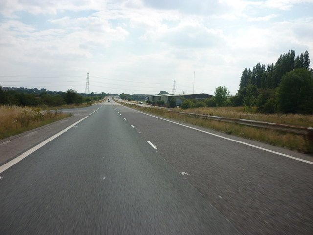 The Old A1, Ferrybridge Bypass