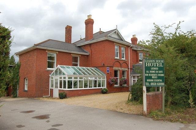 Leadon House Hotel
