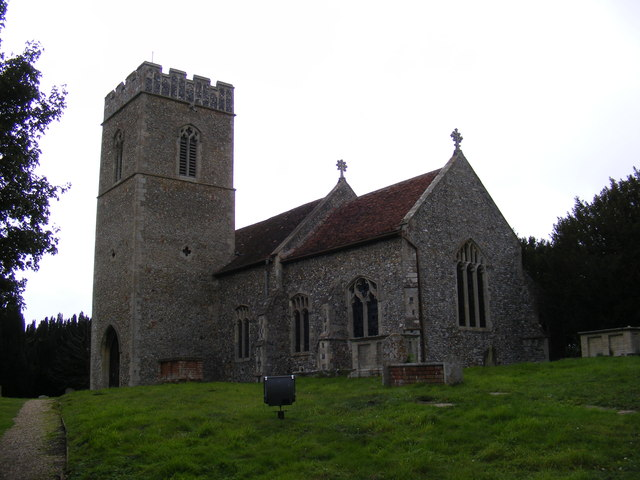 St.Botolph's Church, Burgh