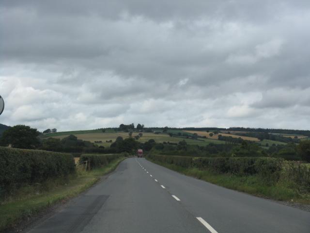 A4110 north of Kingsland