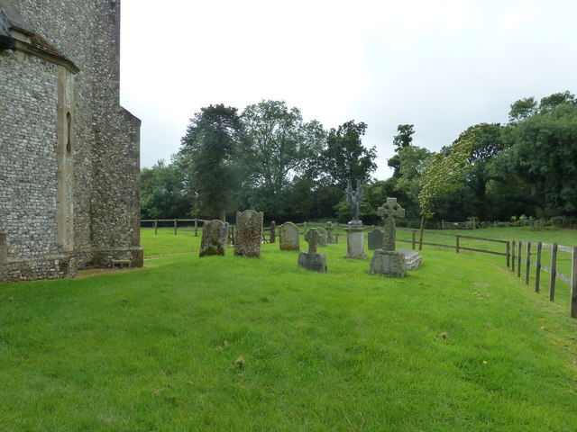 St Andrew, Farleigh Wallop: August 2011 (d)
