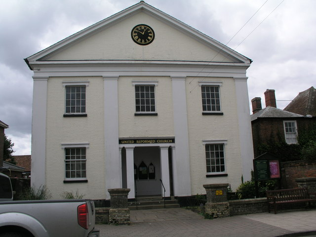 Southwold, United Reformed Church