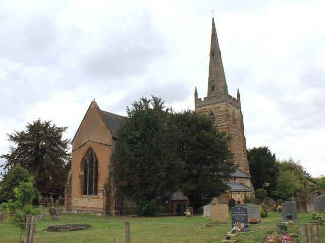 All Saints Church, Ladbroke