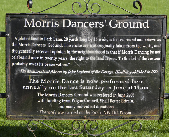 The Morris Dancers' Ground