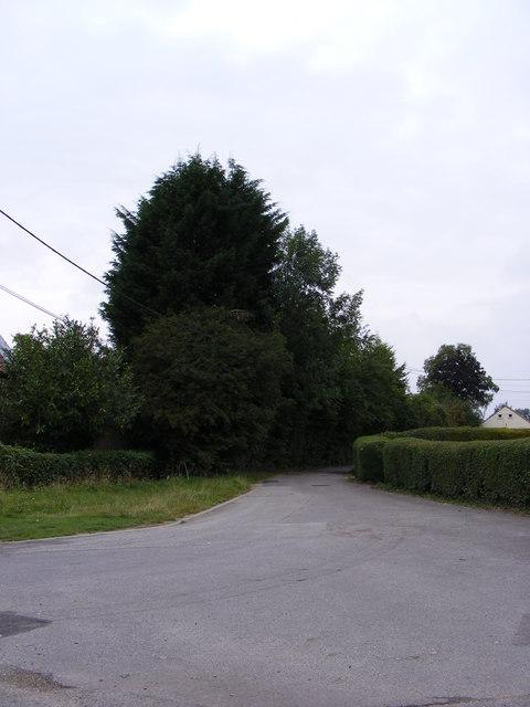 Glebe Road, Boulge