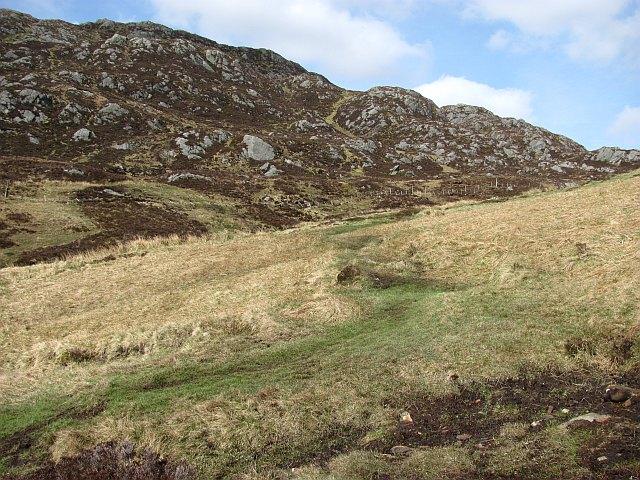 Path to Ben Venue