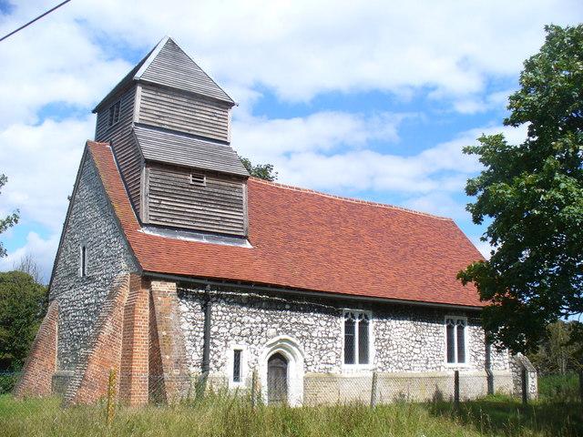 St Mary's, Boveney