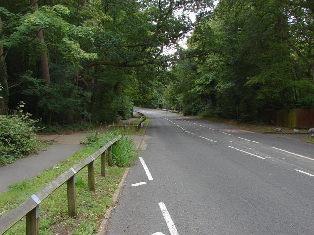 Deepcut Bridge Road