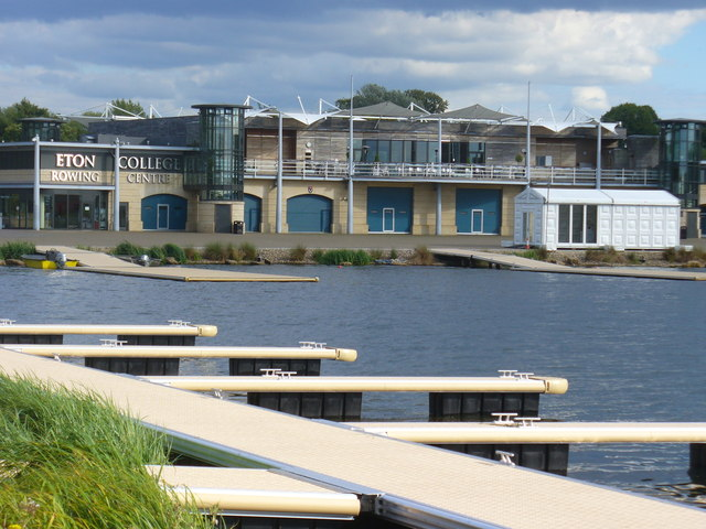 Dorney Lake - Olympic Venue