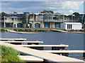 SU9377 : Dorney Lake - Olympic Venue by Colin Smith