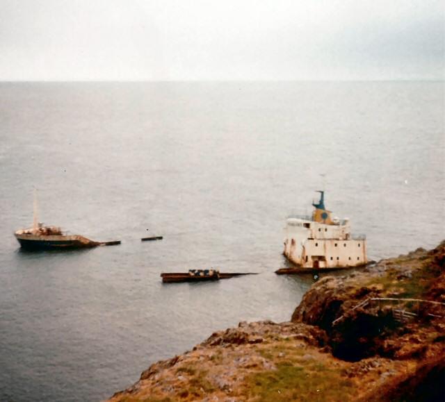 MV Craigantlet
