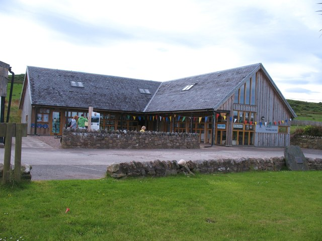 Gigha craft centre