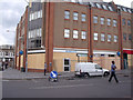 TQ4378 : Barclays bank Woolwich after the riots by Linda Craven
