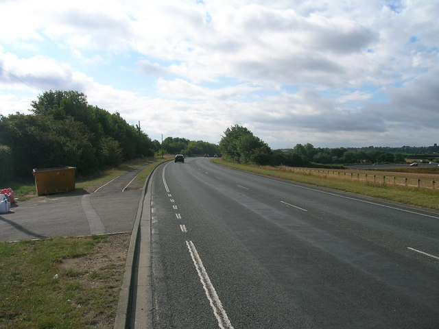 A60 towards Wadworth