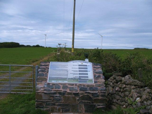 Windfarm information