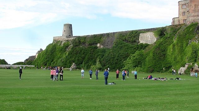 Castle Green, Bamburgh