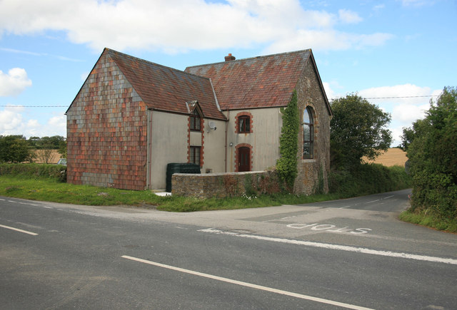 Once a Chapel now a home