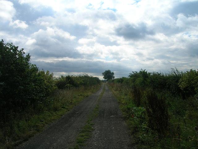 Stancil Lane (track)