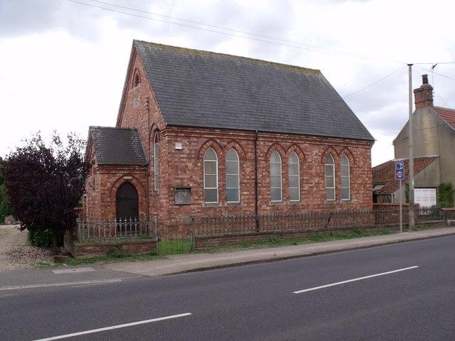 Anwick Methodist Church