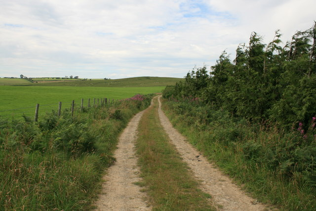 Lane to Stoney Pound