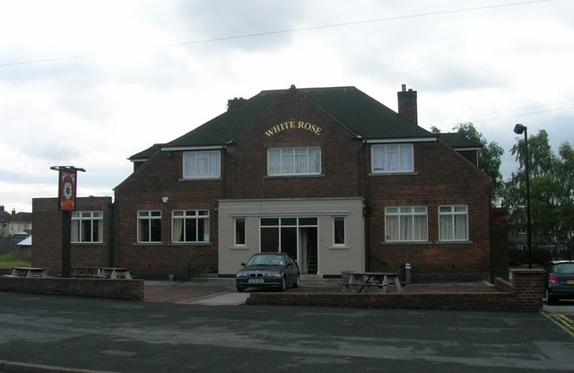 The White Rose, New Rossington