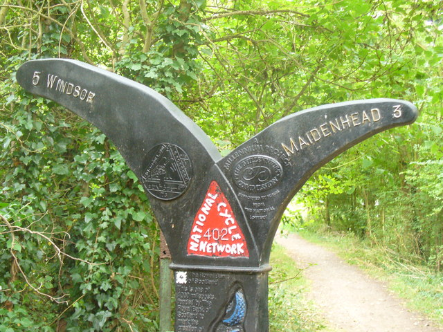 National Cycle Network 402