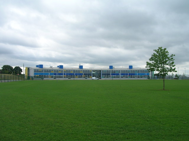 School, New Rossington