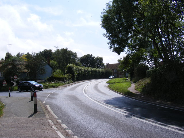 A12 London Road, Blythburgh