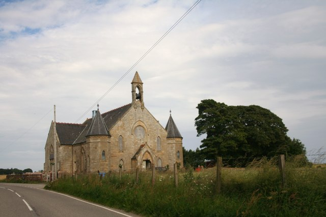 Converted Church