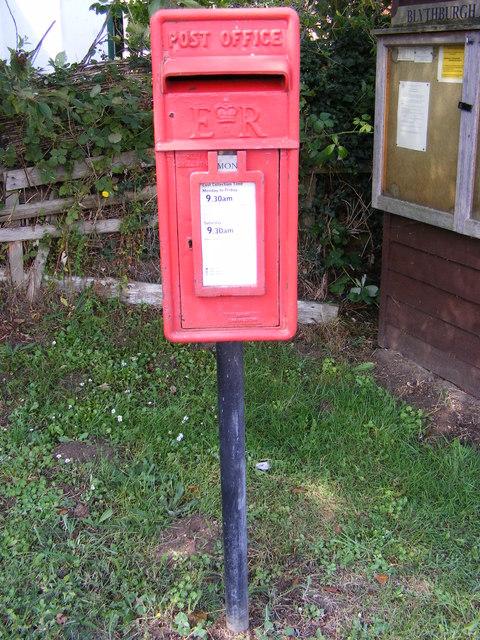 Highfields Postbox