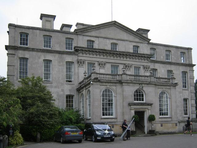 Kingston Maurward House