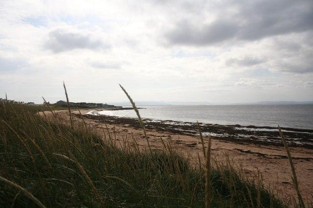 Portmahomack Beach