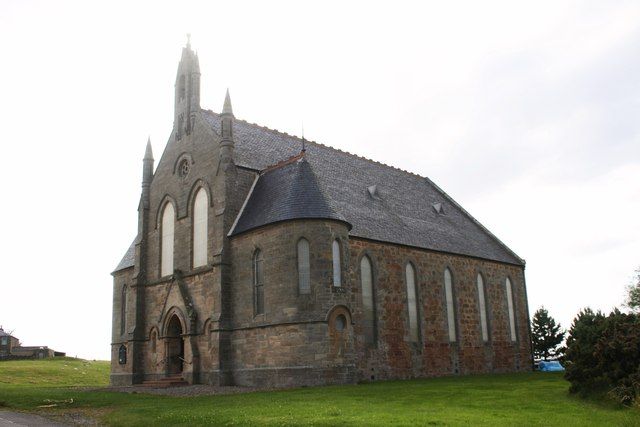 Portmahomack Free Church