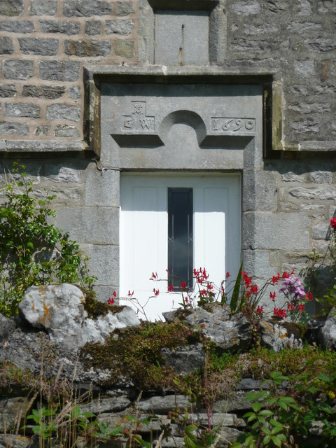 Doorway, Farther Rome, Giggleswick