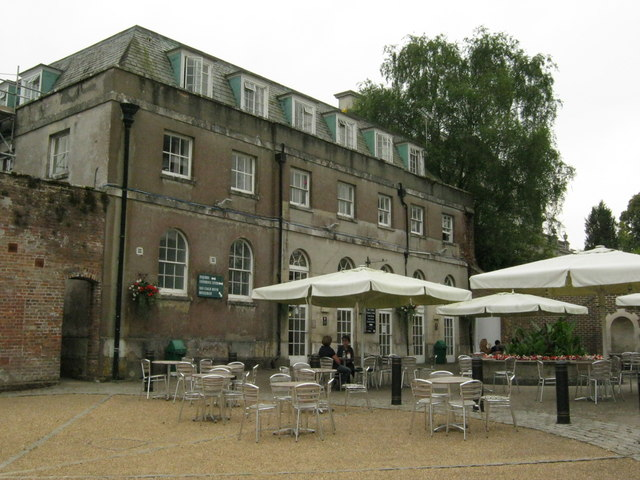 Restaurant at Kingston Maurward House