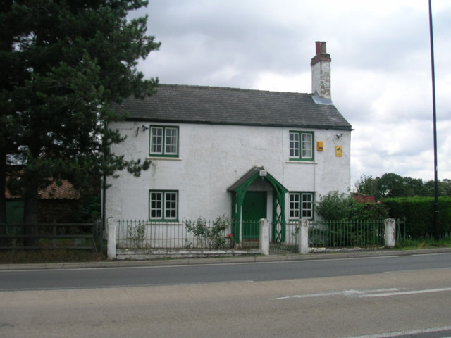 Cottage on the A638