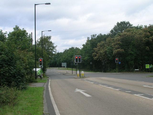 A638 towards Doncaster