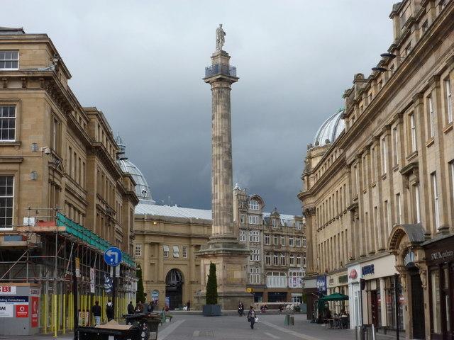 Newcastle upon Tyne: Grey's Monument