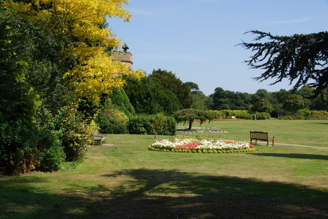Gardens at Nonsuch Mansion