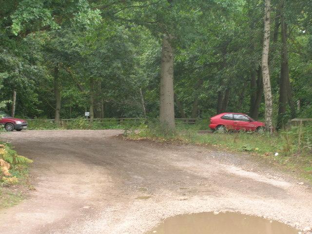 Kings Wood car park