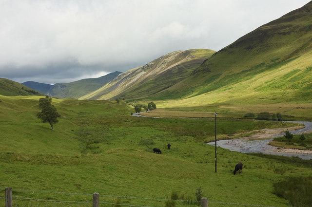 Glen Taitneach in August