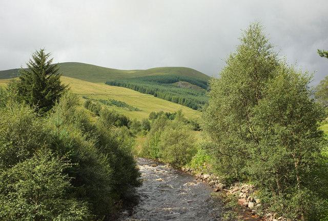 Glen Lochsie Burn