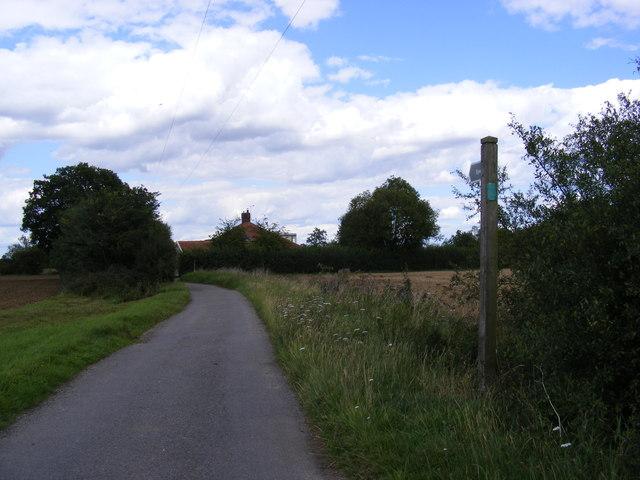 Mill Lane Byway