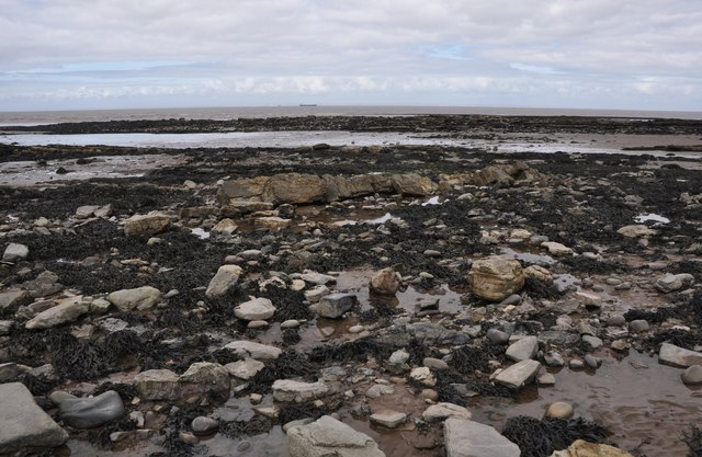 West Somerset : Mud & Sand Coastline